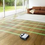 VR200 Robotti-Imuri Navigointi